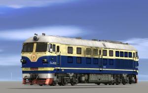 DF4B 9533 Diesel Lomocotive