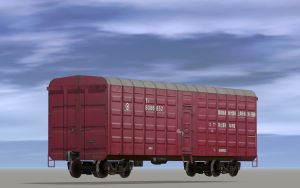 T7型砝码检横车